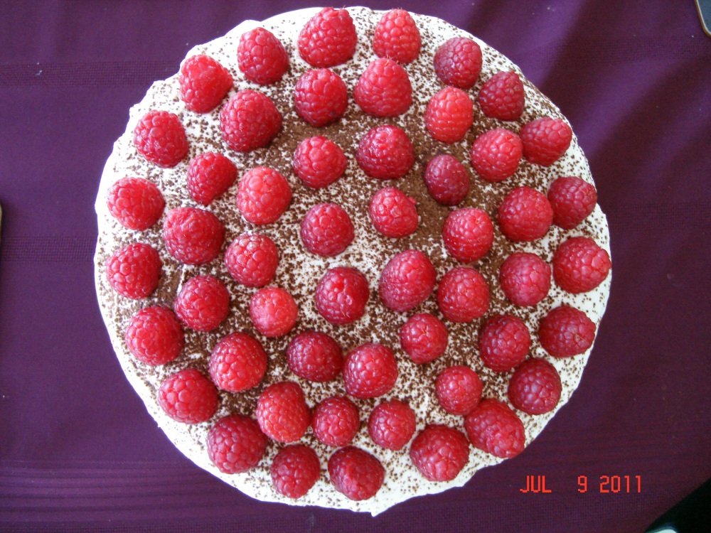 tiramisu layer cake (1/2)