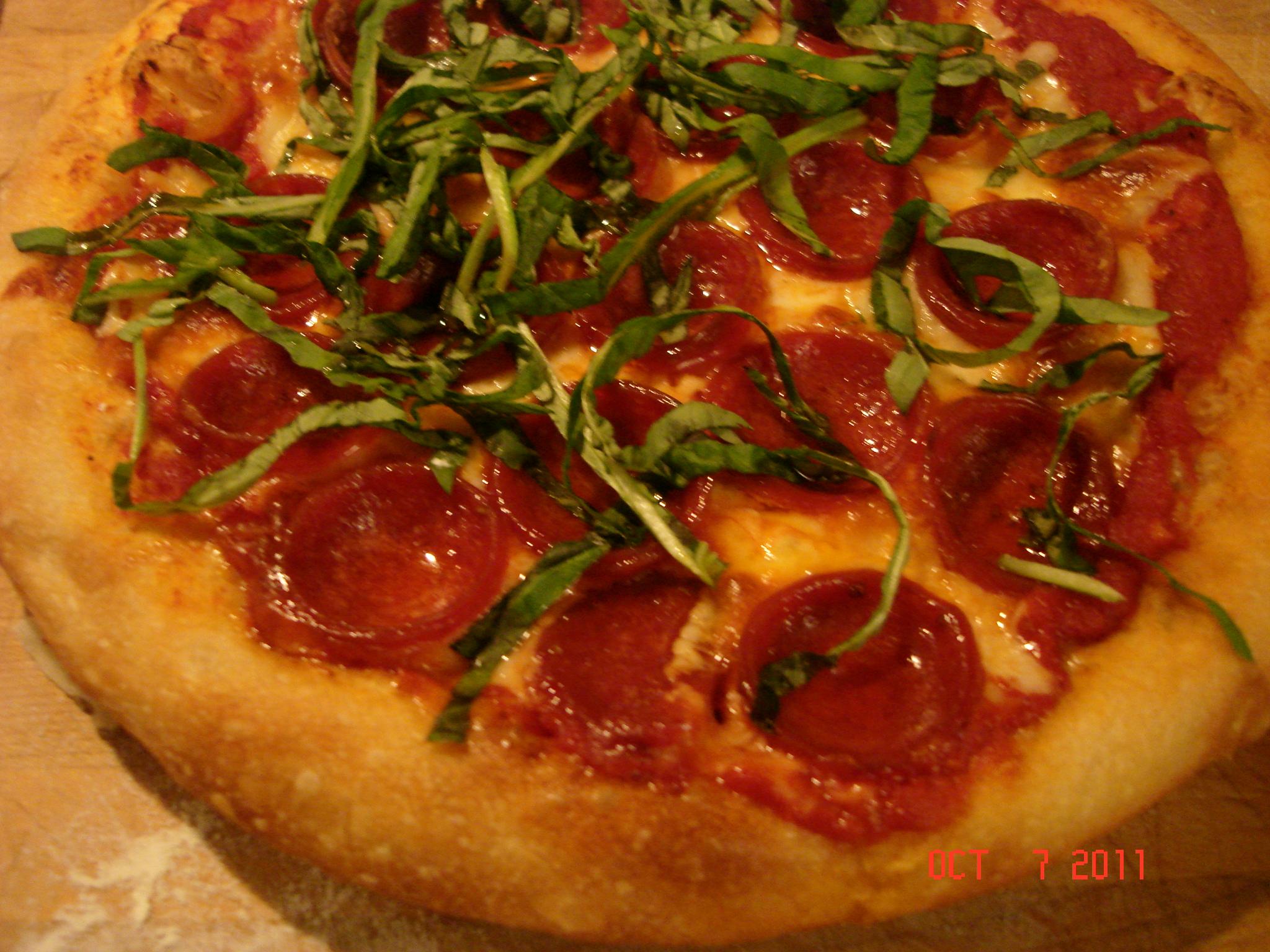 America S Test Kitchen Pizza Cooking Temperature