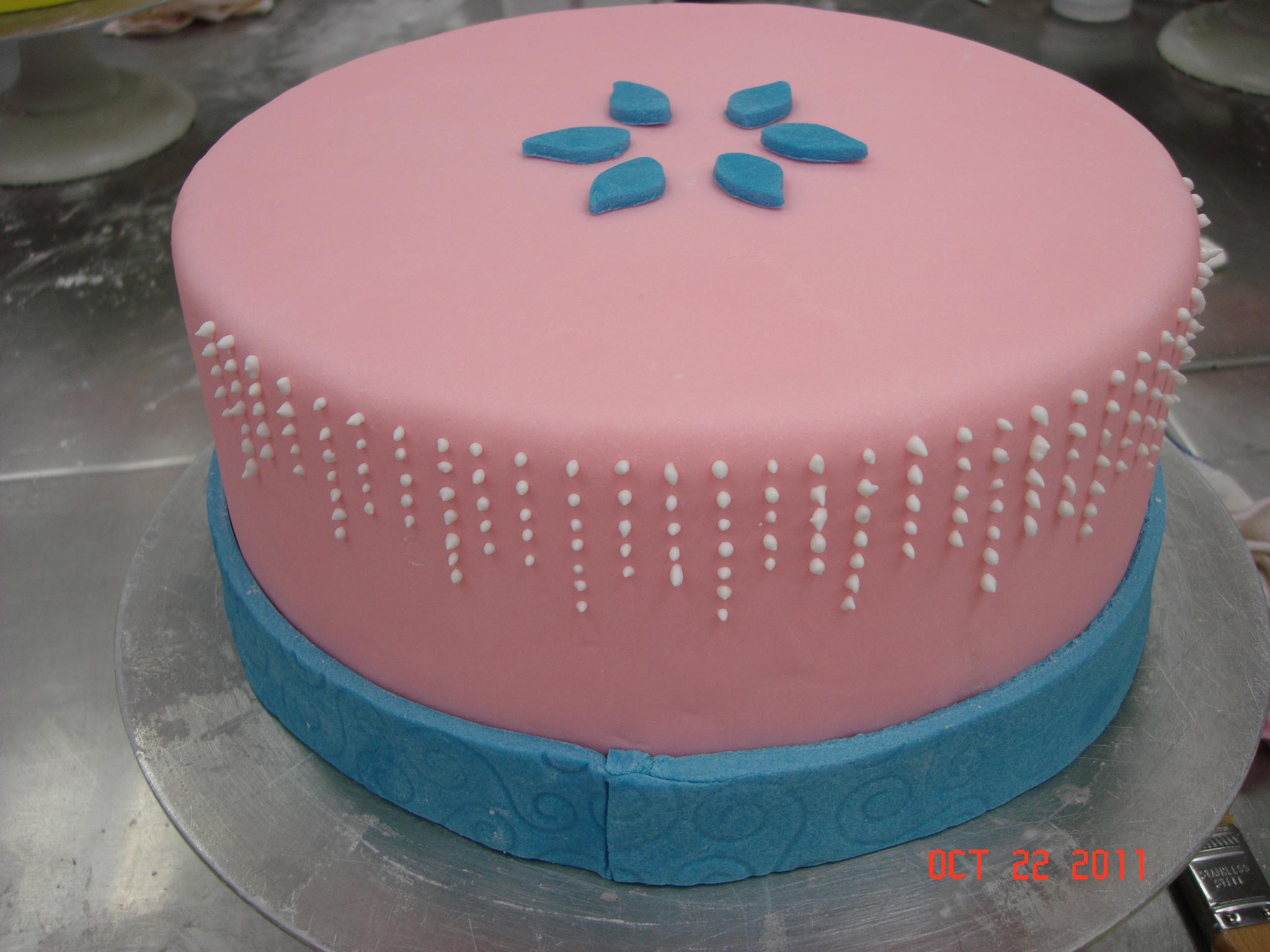 Cake Decorating – Foodie Joanie