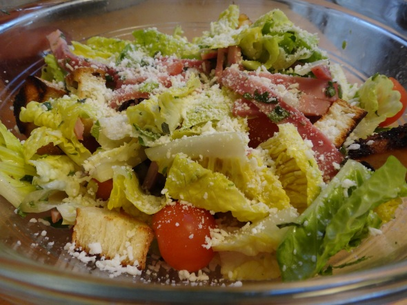 foodie joanie's canlis salad