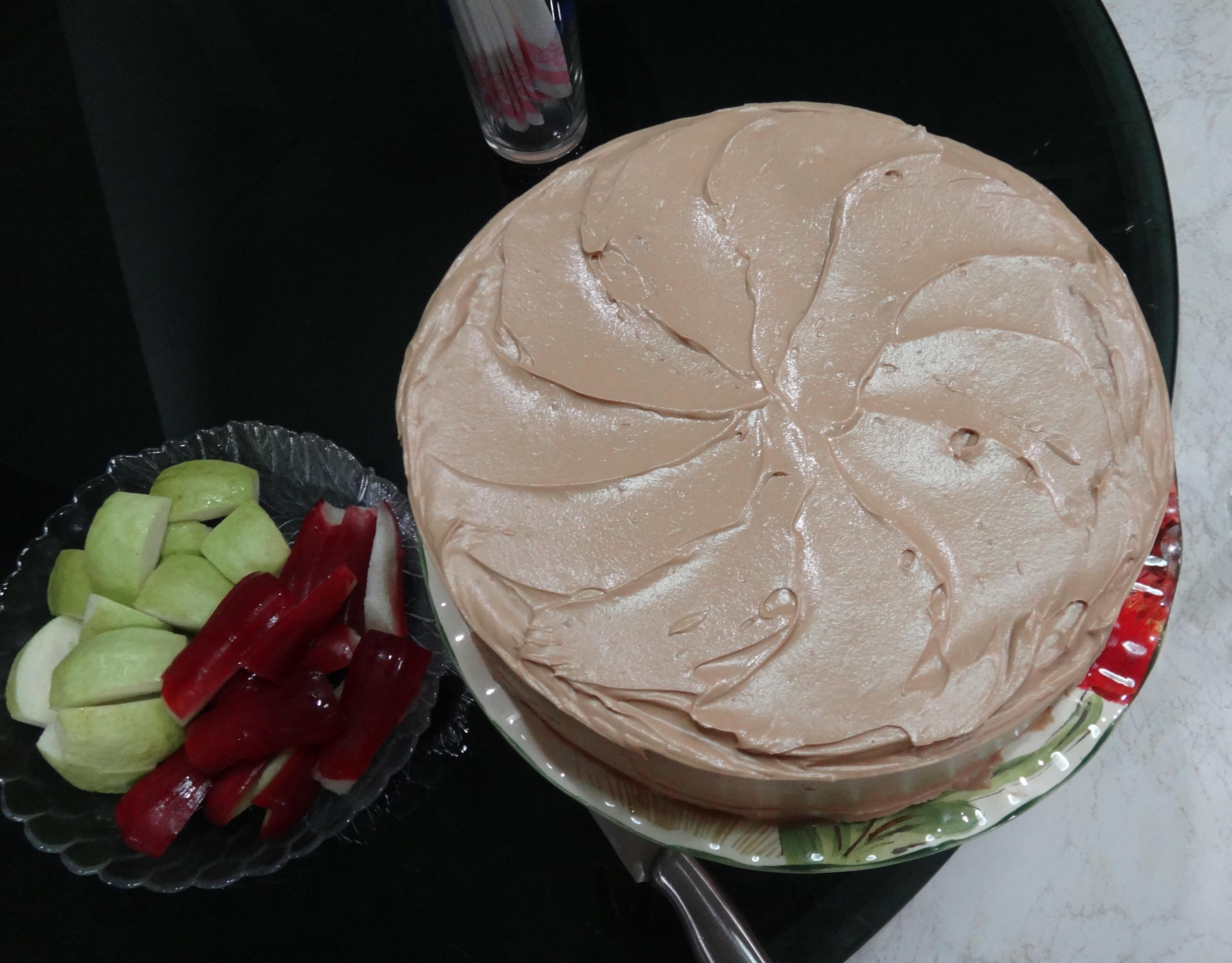 Beatty S Chocolate Cake With Chocolate Buttercream