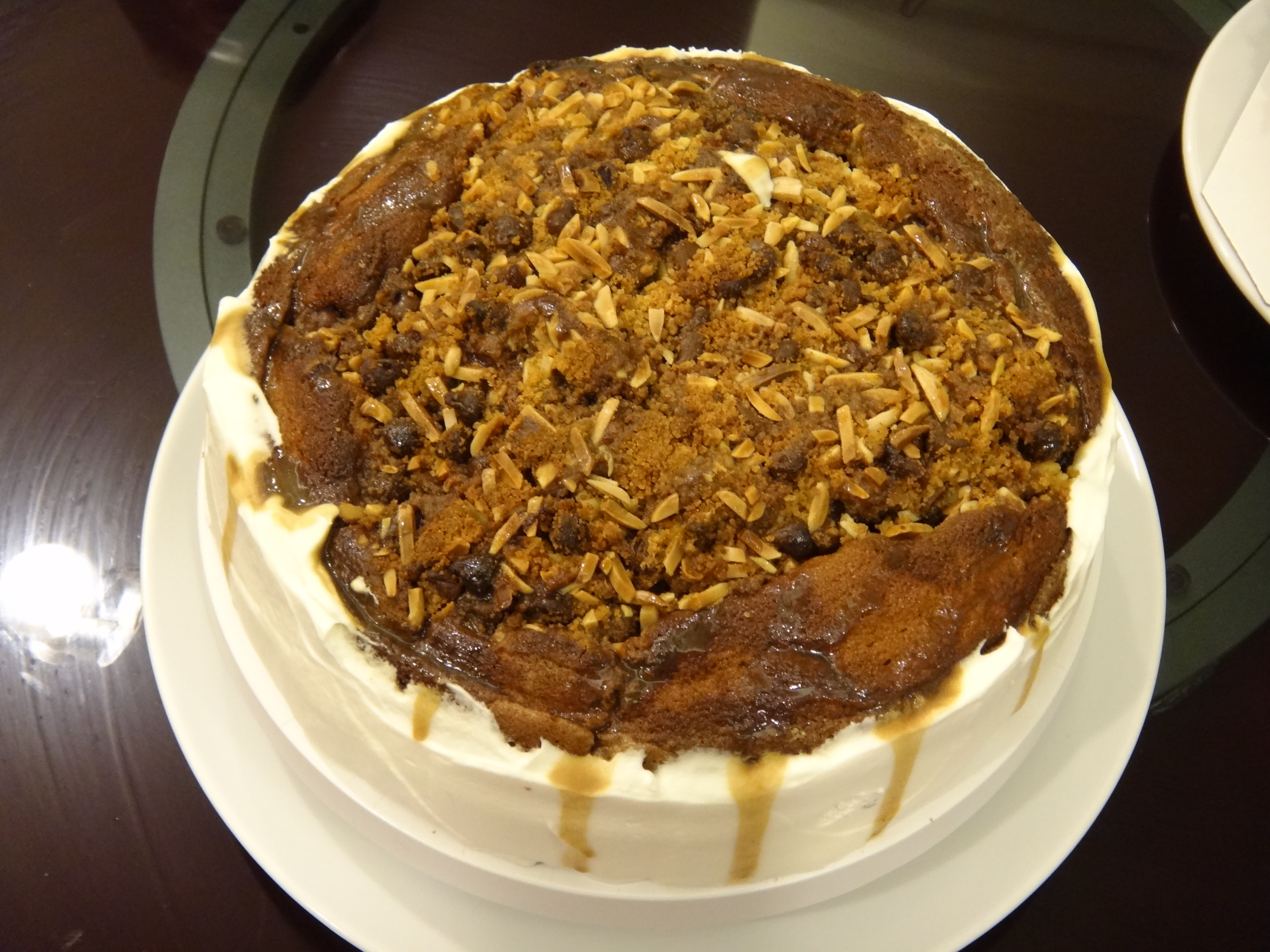 Enjoyable Miami Beach Birthday Cake Foodie Joanie Funny Birthday Cards Online Alyptdamsfinfo
