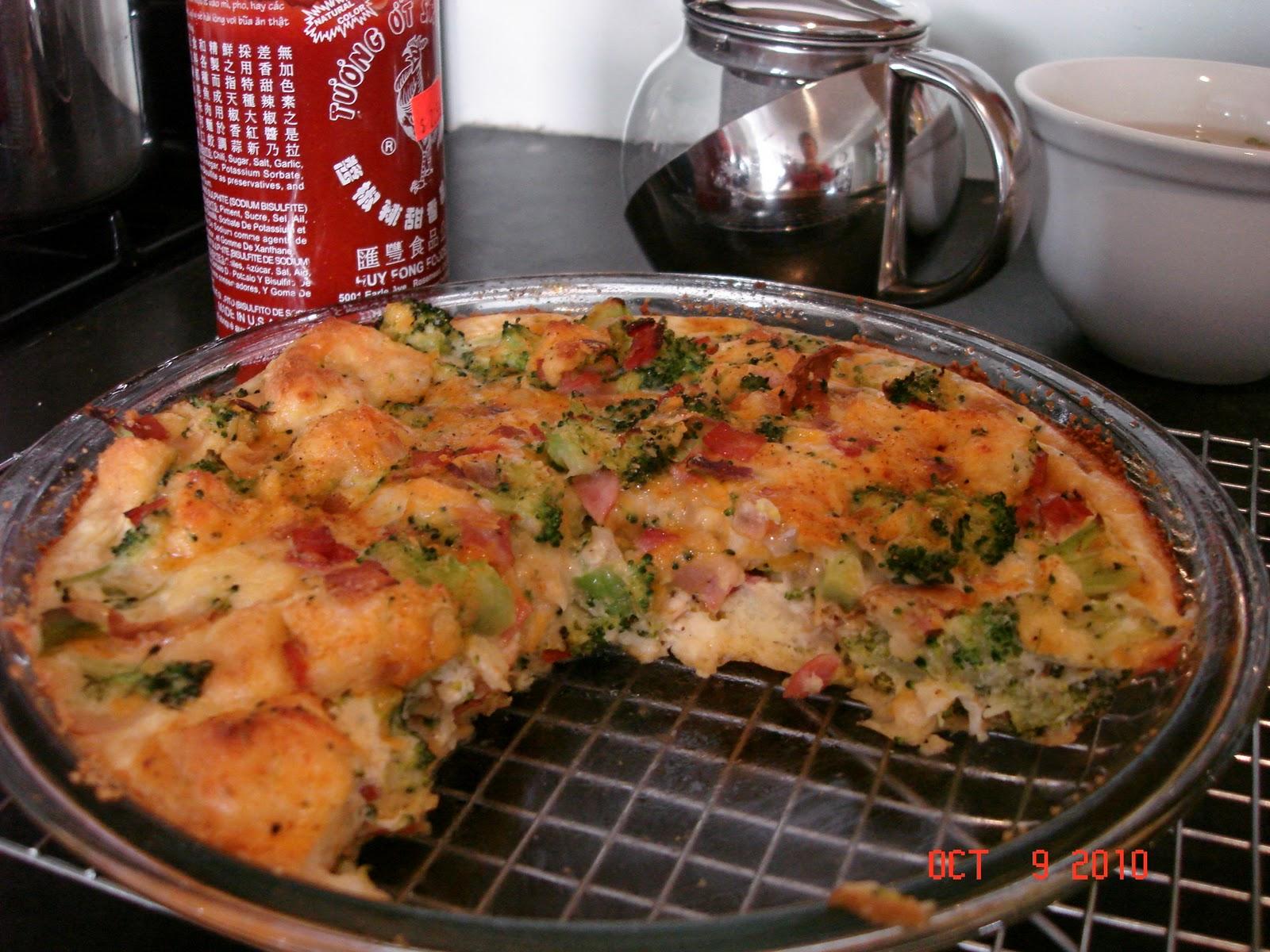 America S Test Kitchen Crustless Quiche